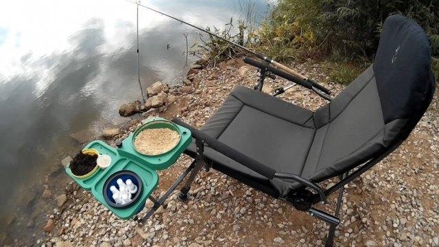 Раскладушка для зимней рыбалки: как выбрать, как сделать своими руками