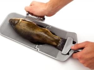 Чистилка для рыбы: ручная, электрическая, делаем своими руками