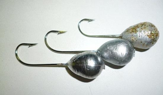 Вольфрамовая мормышка для зимней рыбалки, изготовление своими руками