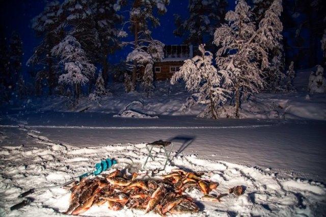 Багорик для зимней рыбалки своими руками: чертежи, советы по сборке