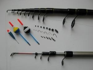Ловля уклейки весной на поплавочную удочку: подготовка оснастки и поведение рыбы